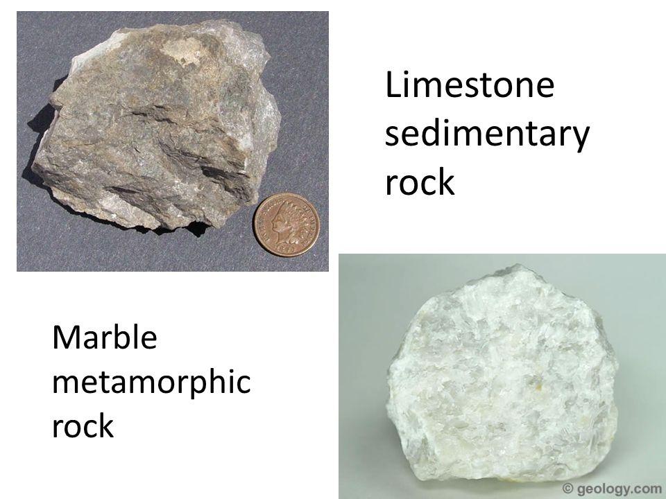 Limestone sedimentary rock