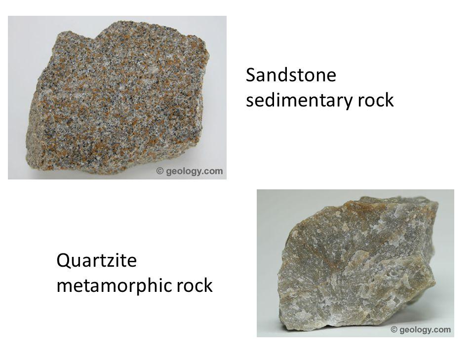 Sandstone sedimentary rock