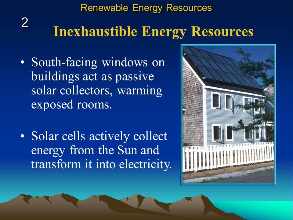Inexhaustible Energy Resources