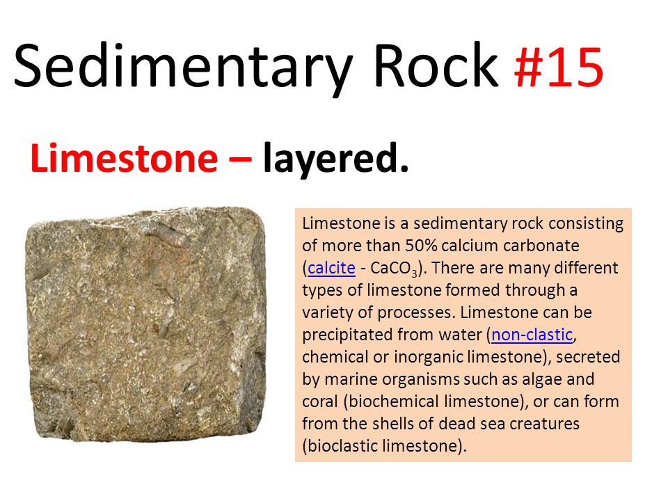 Sedimentary and Metamorphic Rocks - ppt download