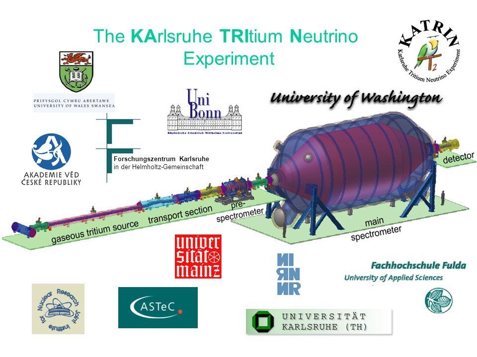The KArlsruhe TRItium Neutrino