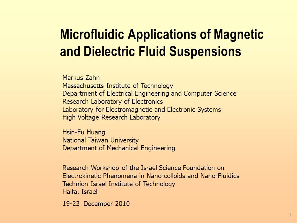 Microfluidic Applications of Magnetic and Dielectric Fluid Suspensions