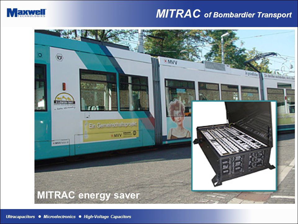 MITRAC of Bombardier Transport