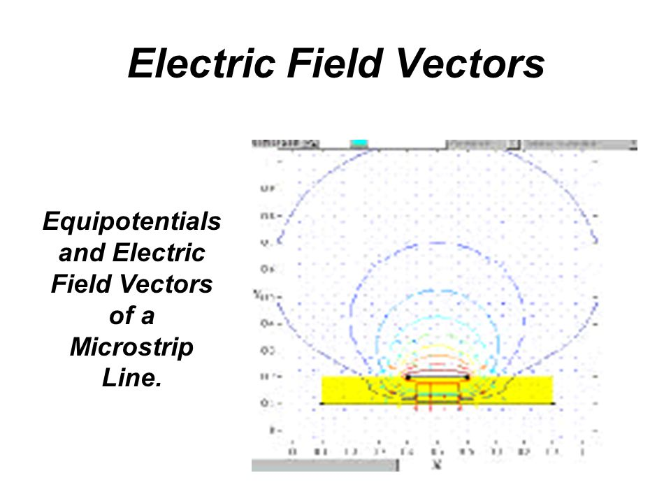 Electric Field Vectors