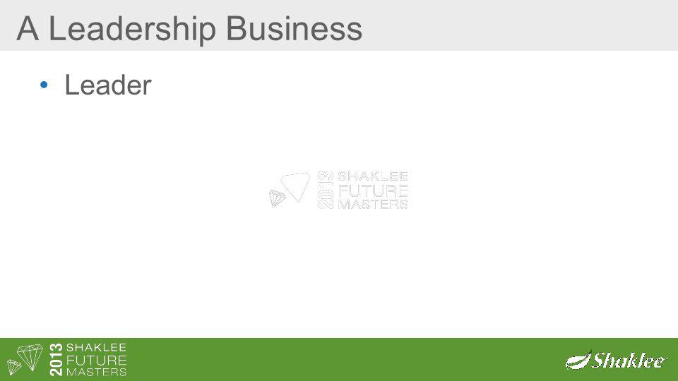 A Leadership Business Leader