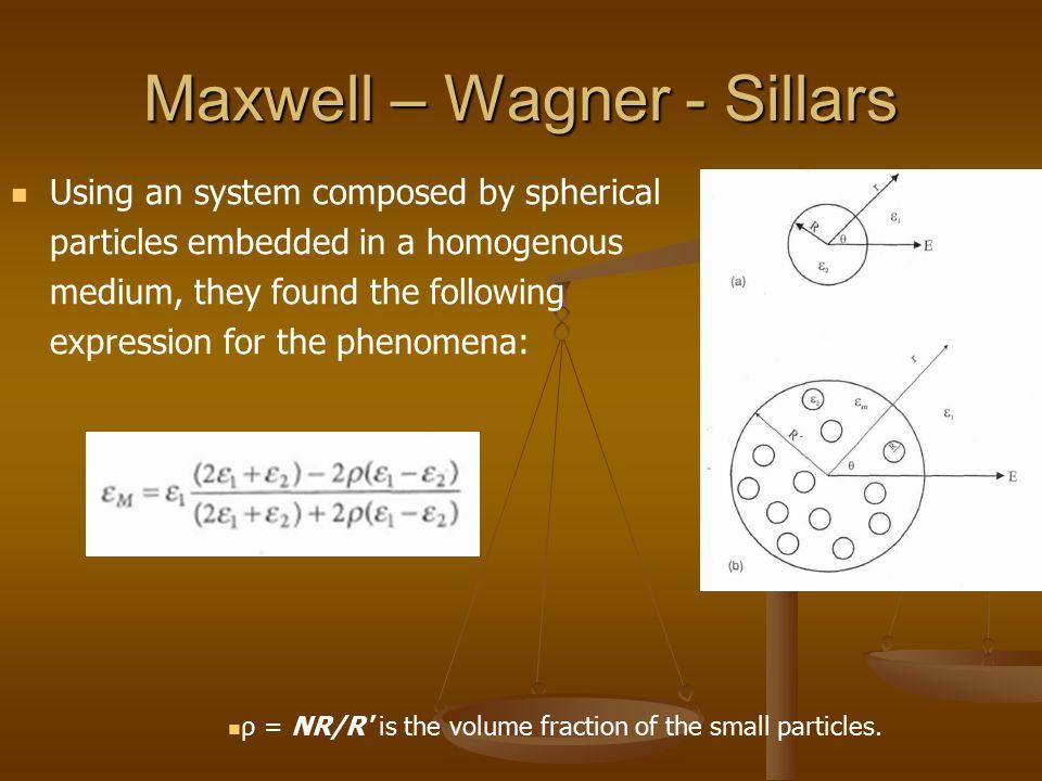 Maxwell – Wagner - Sillars