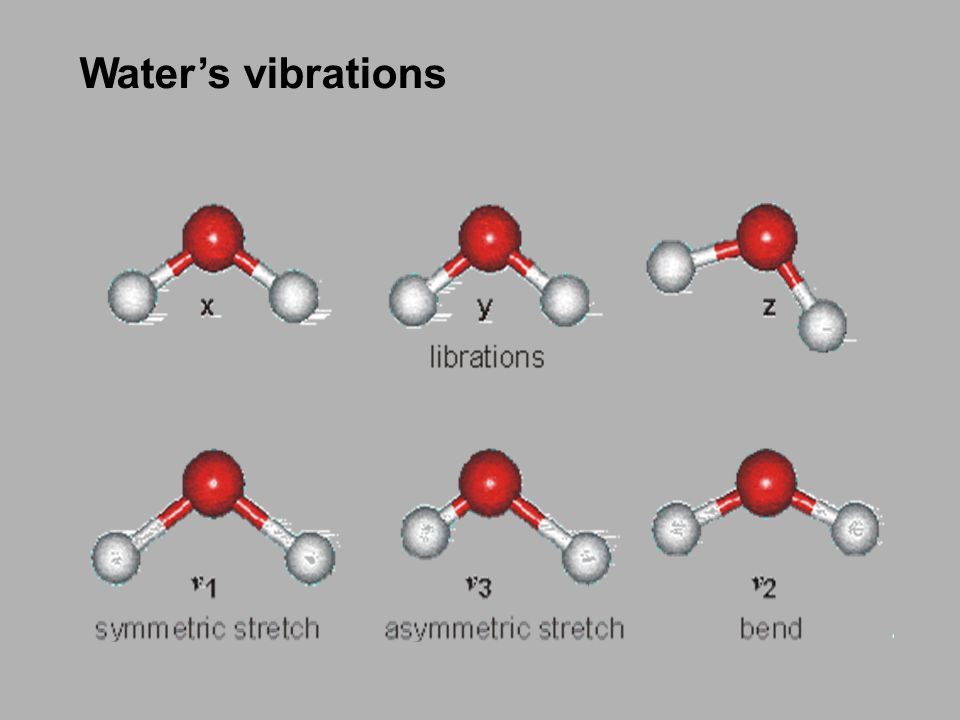 Water's vibrations Movies from http://www.lsbu.ac.uk/water/vibrat.html