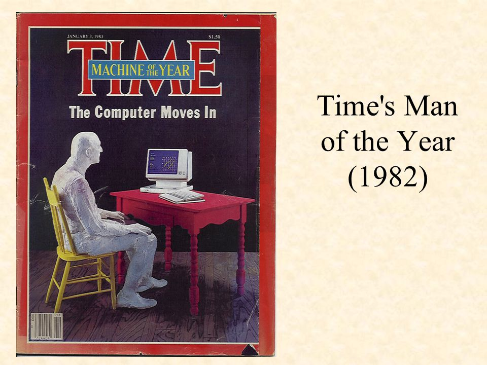 Time s Man of the Year (1982)