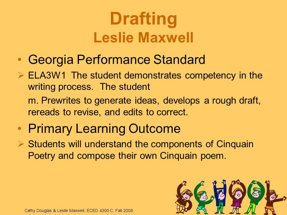 Drafting Leslie Maxwell