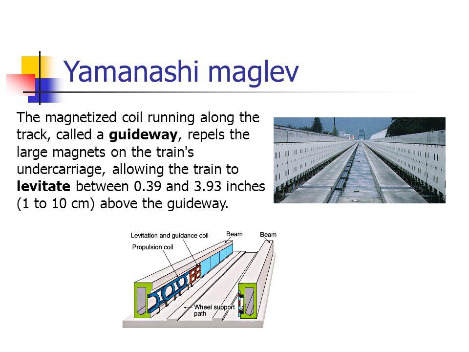 Yamanashi maglev