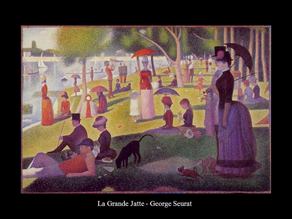 La Grande Jatte - George Seurat