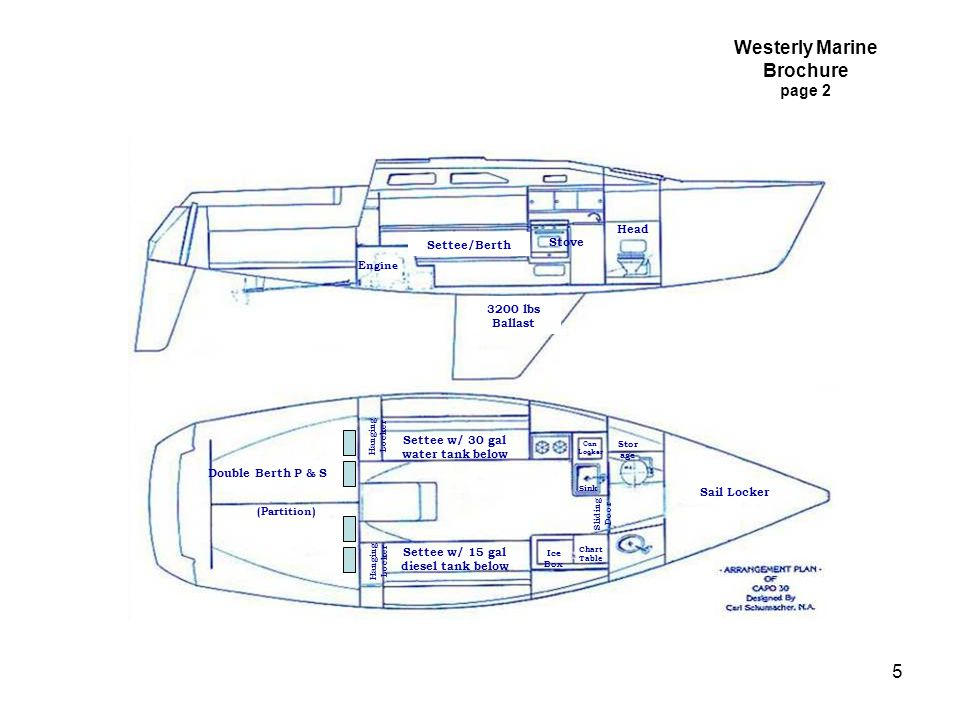 Westerly Marine Brochure page 2