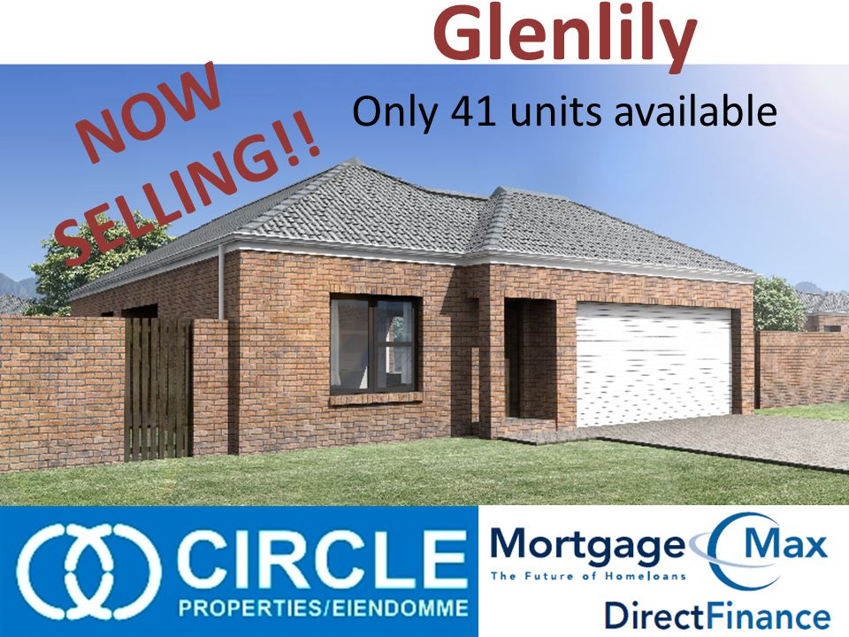 Glenlily Only 41 units available