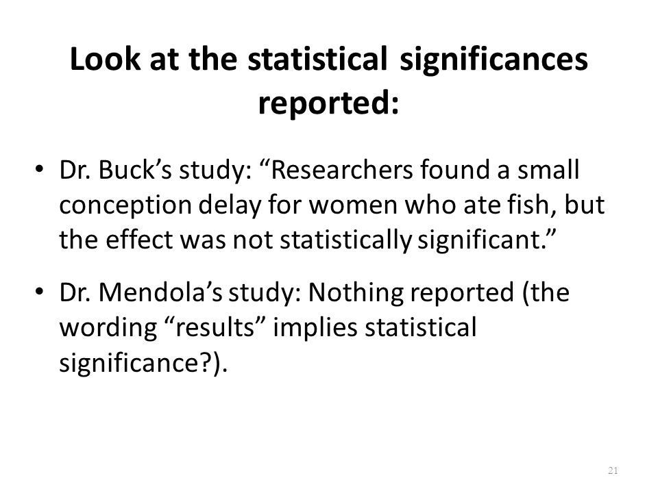 Look at the statistical significances reported: