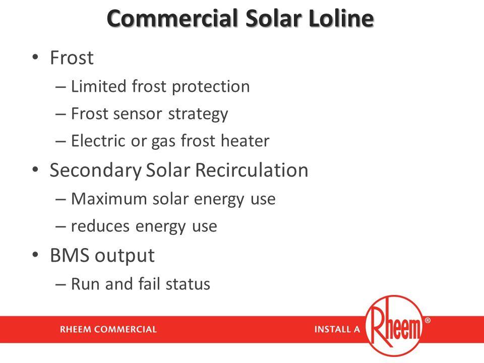 Commercial Solar Loline