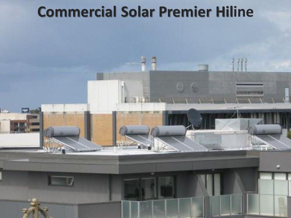 Commercial Solar Premier Hiline