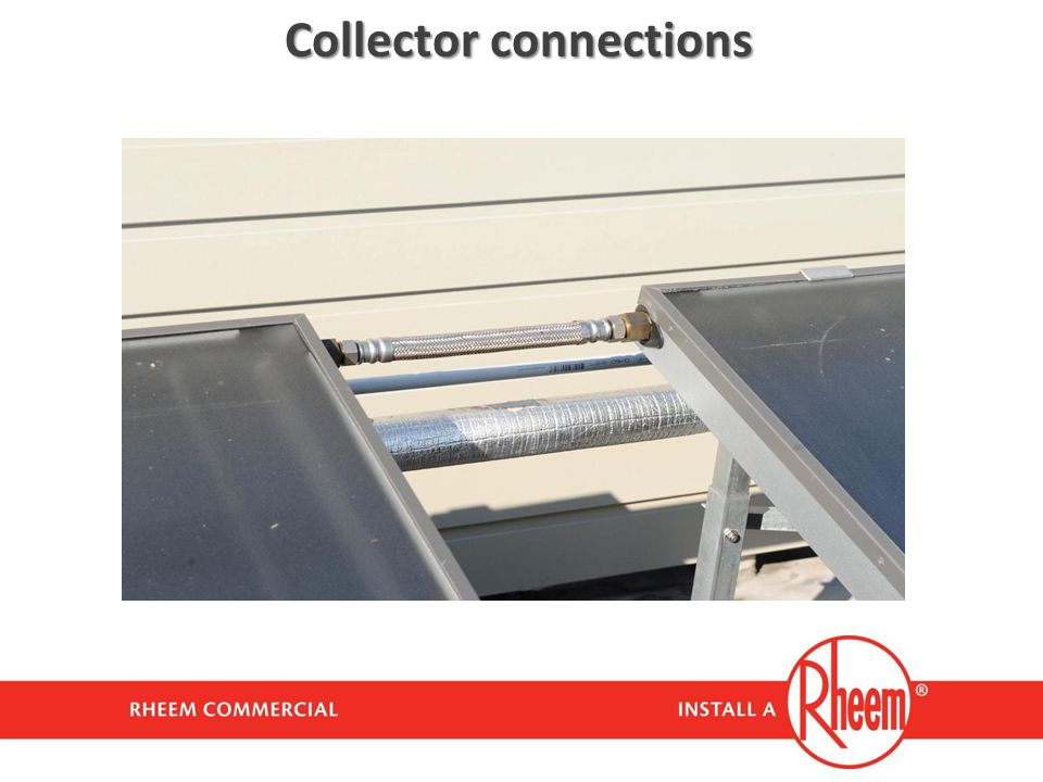 Collector connections