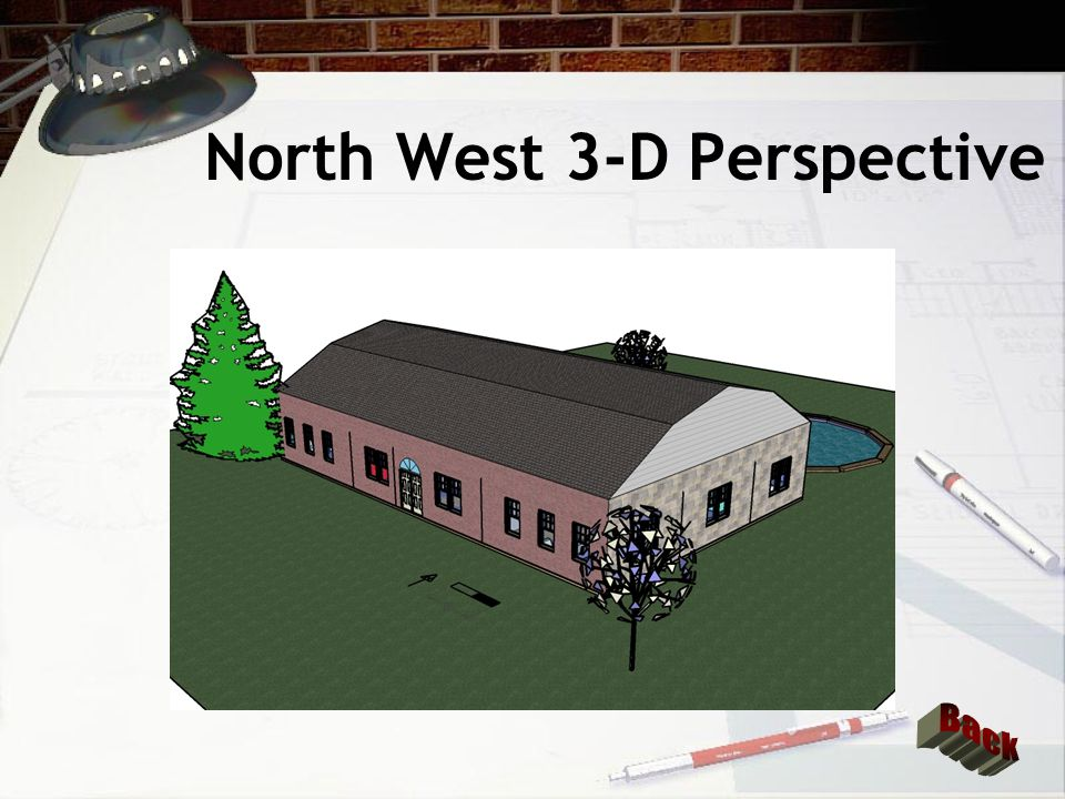 North West 3-D Perspective