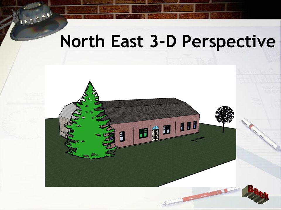 North East 3-D Perspective