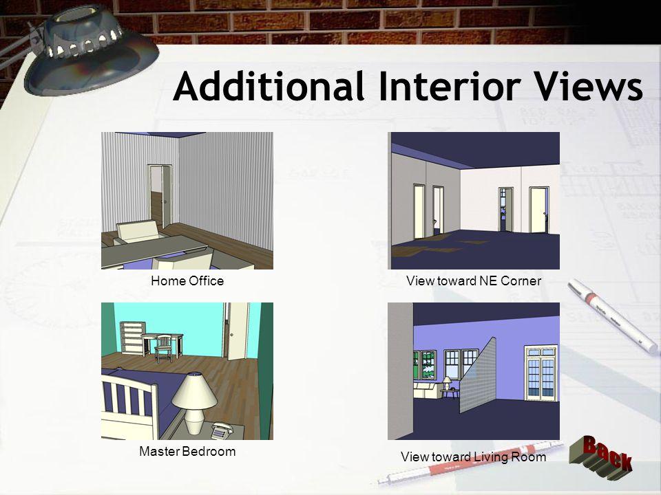 Additional Interior Views