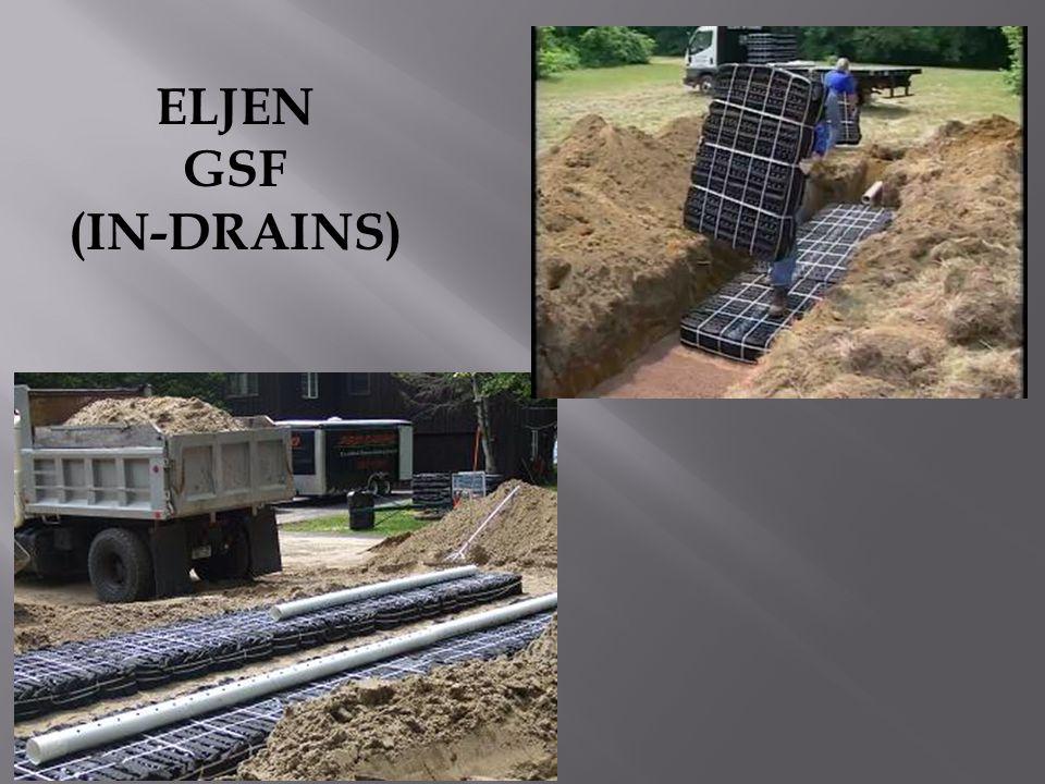 ELJEN GSF (IN-DRAINS)