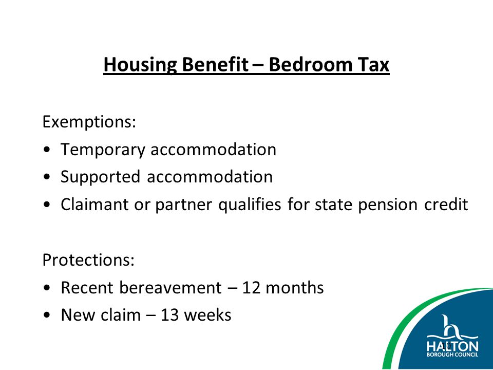 Housing Benefit Rooms To Rent