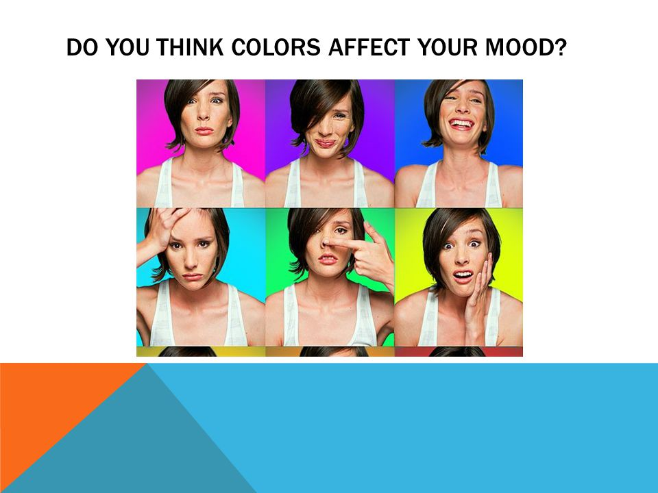 28 Best Colors Affect Your Mood 7 Colors And How They