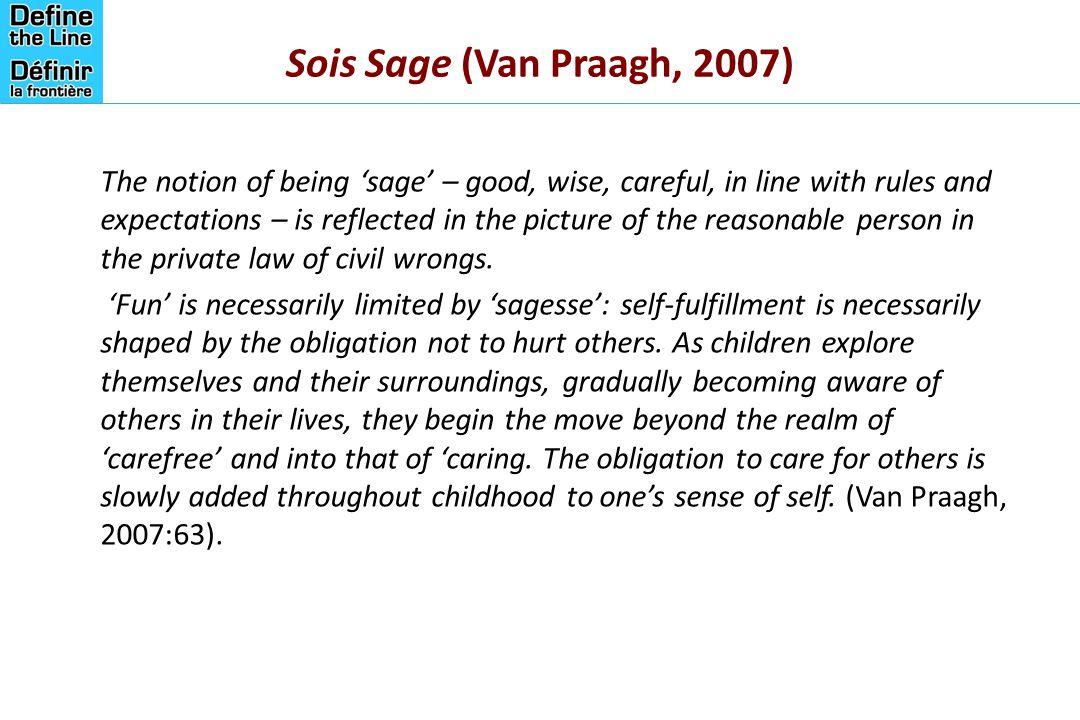 Sois Sage (Van Praagh, 2007)