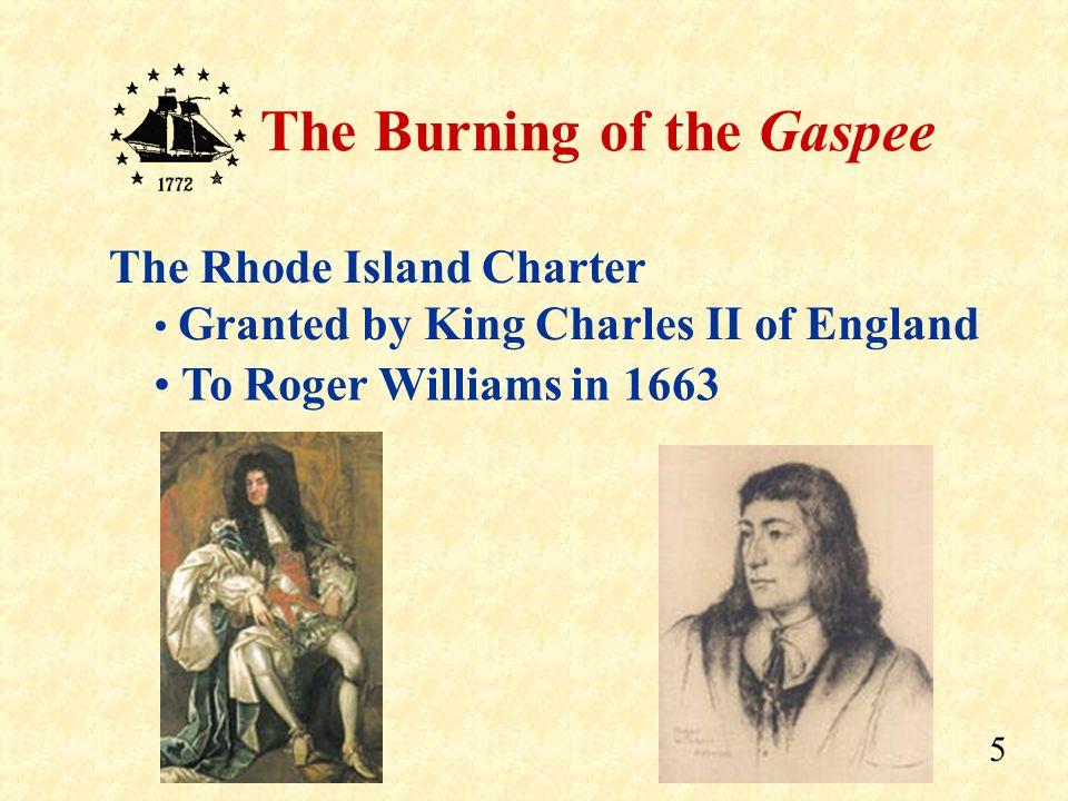 The Rhode Island Charter