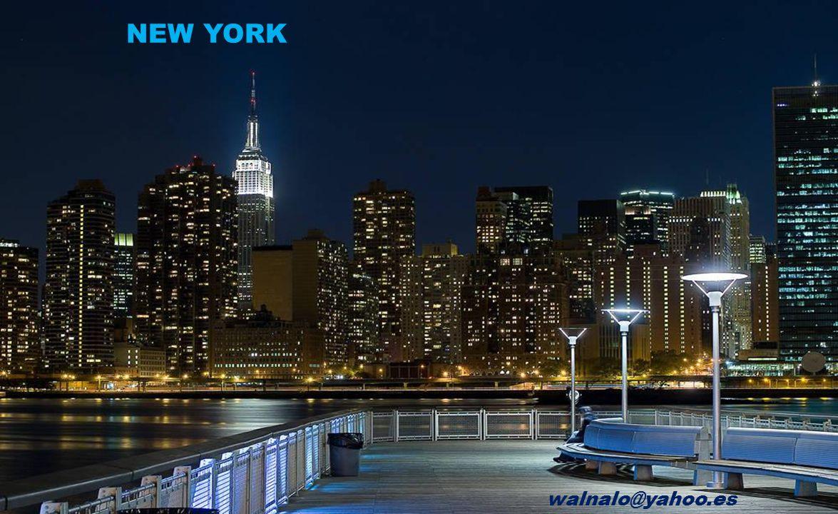 NEW YORK walnalo@yahoo.es