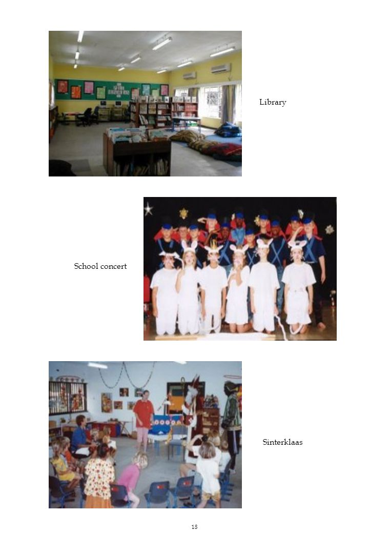 Library School concert Sinterklaas 18
