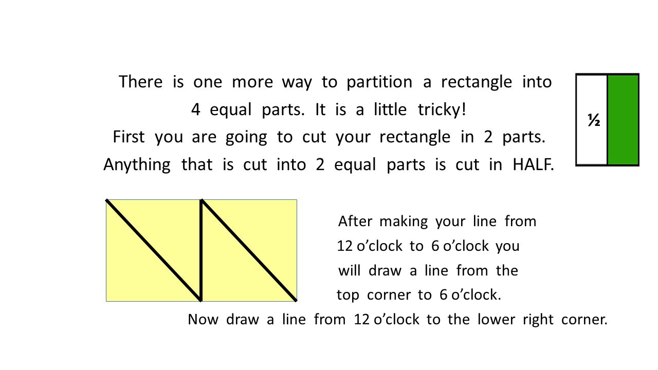 There is one more way to partition a rectangle into