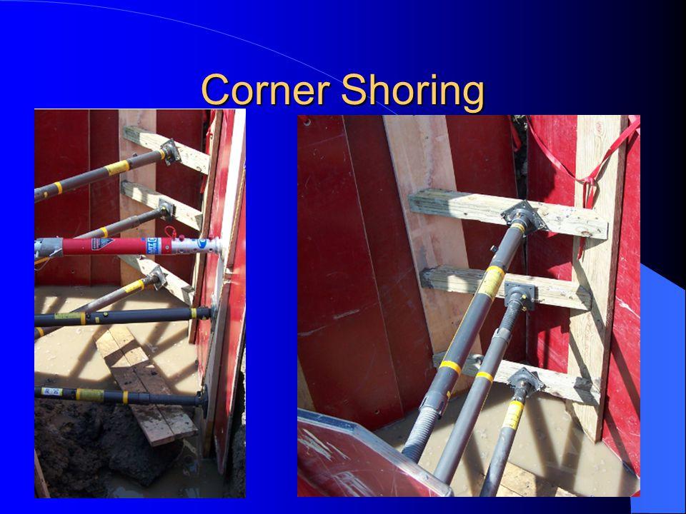 Corner Shoring