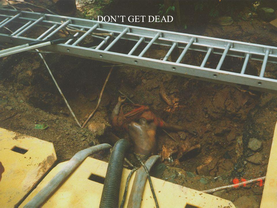 DON'T GET DEAD