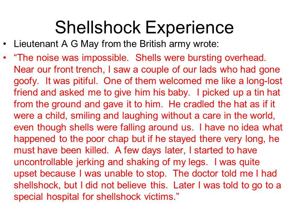 Shellshock Experience