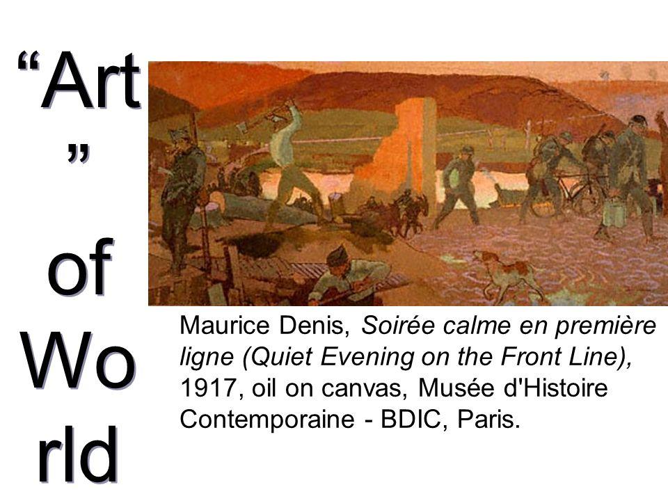 Art of World War I