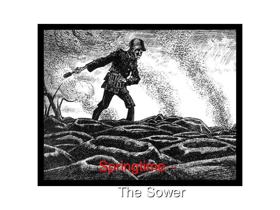 Springtime – The Sower