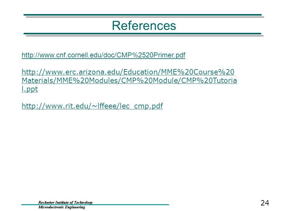 References http://www.cnf.cornell.edu/doc/CMP%2520Primer.pdf