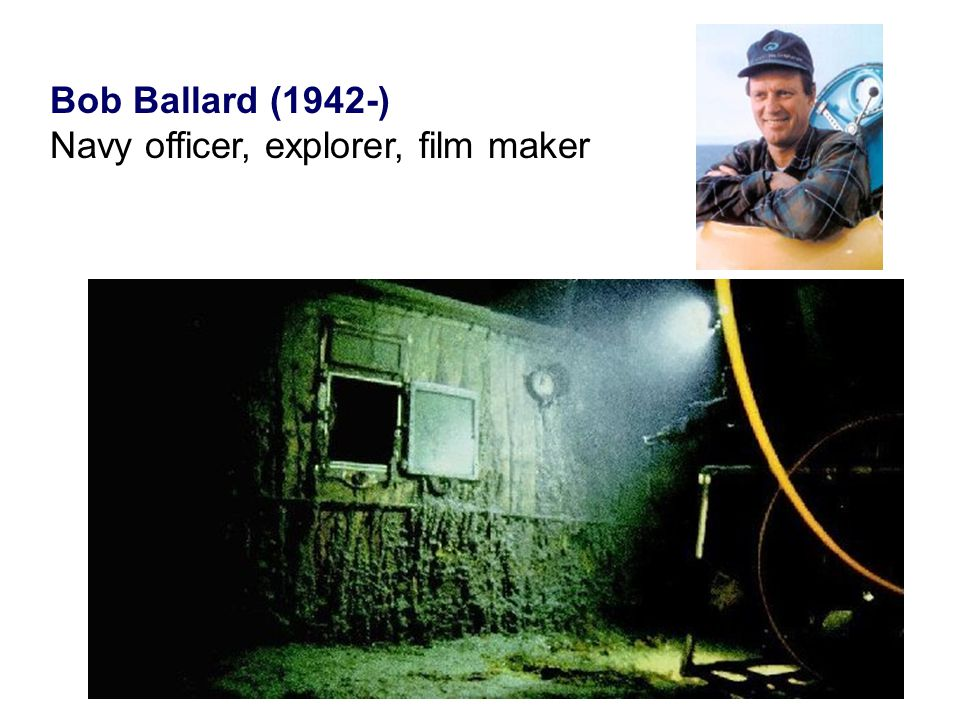 Navy officer, explorer, film maker