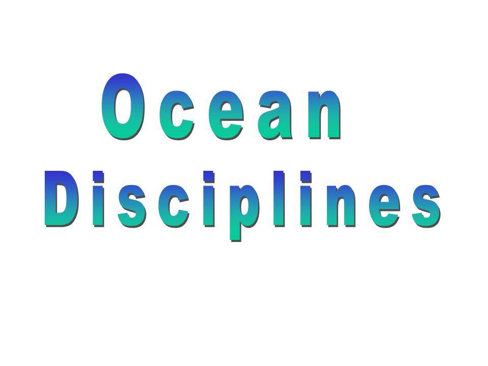 Ocean Disciplines