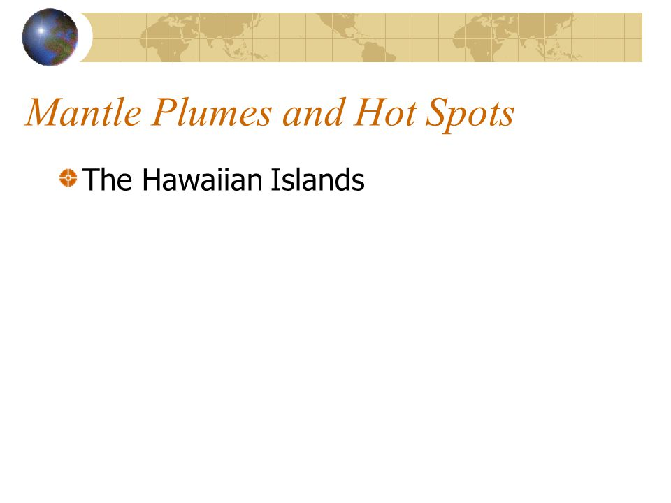 Mantle Plumes and Hot Spots