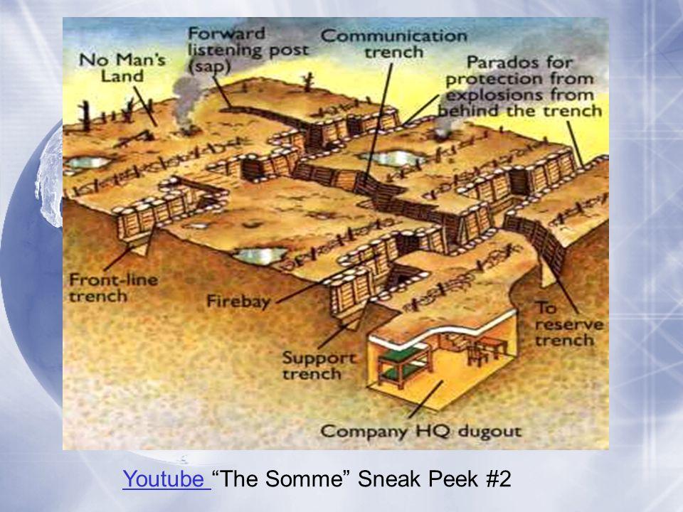 Youtube The Somme Sneak Peek #2