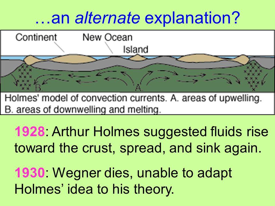 …an alternate explanation