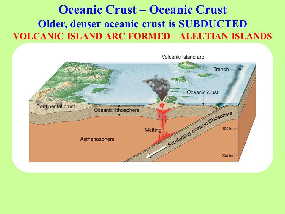 Oceanic Crust – Oceanic Crust