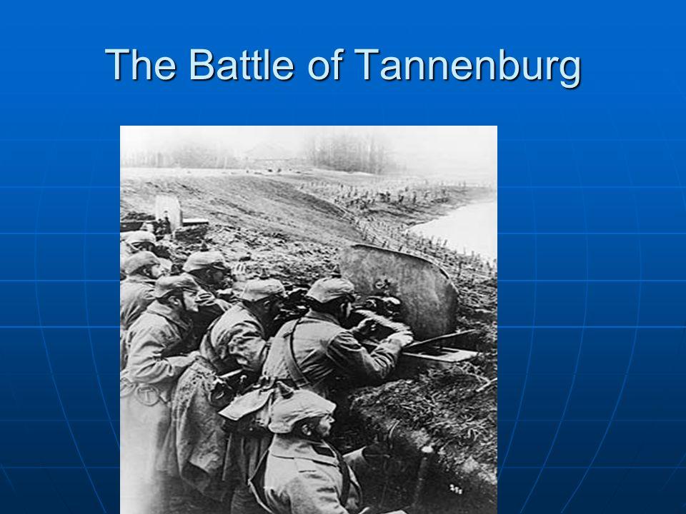 The Battle of Tannenburg
