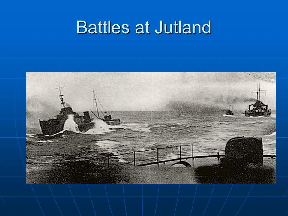 Battles at Jutland