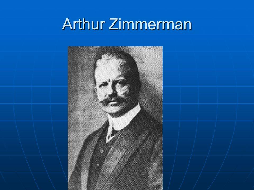 Arthur Zimmerman