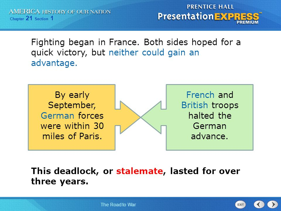 By early September, German forces were within 30 miles of Paris.