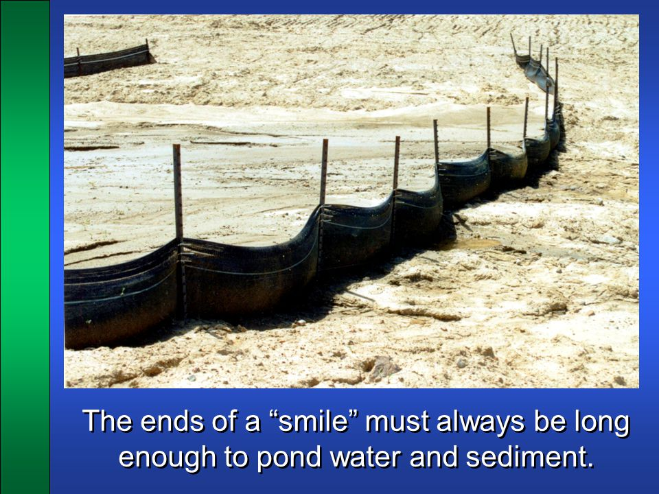 The ends of a smile must always be long