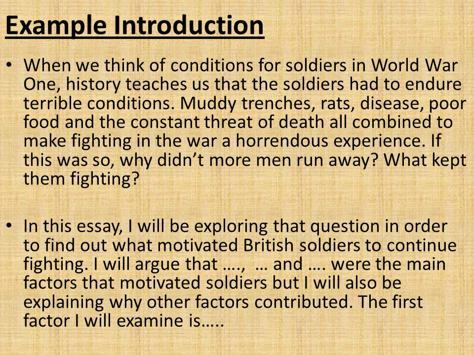 ww1 essay While there was a chain of events that directly led to the fighting, the actual root causes are much deeper the causes of world war one were allianceread the essay.